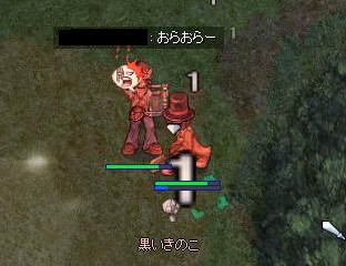 勇士・・・?