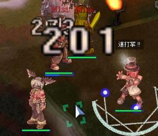 GD3F狩り