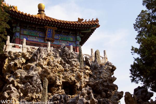 完成までに15年の歳月を要し、以後、明、清代の皇帝24人がここを居城とした。