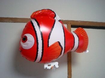 魚バルーン