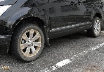 洗車しないと~w