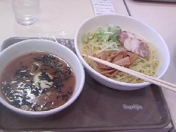 和風付け麺