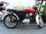 初めてバイク