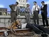 ダウンタウンのごっつええ感じ「いかめし駅長殺人事件」