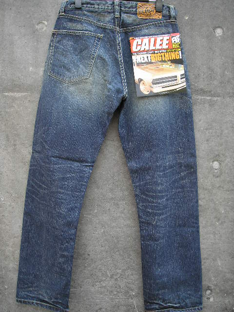 CL-06ST006 DENIM PANTS (BACK)