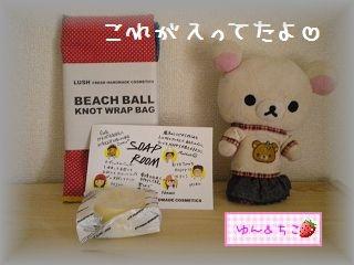 ちこちゃん日記★101★SPECIAL THANKS プレゼント-5
