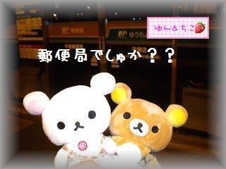 ちこちゃん日記★105★夜のおでかけ♪-3