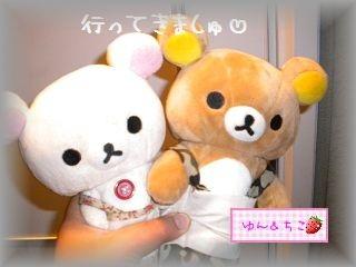 ちこちゃん日記★105★夜のおでかけ♪-2