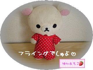 ちこちゃん日記★107★うれしいフライング♪-1