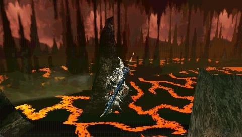 火山の奥深くに足を踏み入れてみる―――2