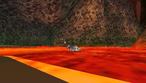 火山の奥深くに足を踏み入れてみる―――4