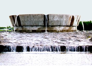 モレエ公園噴水