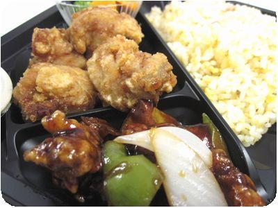 セレクトプレート(炒飯)