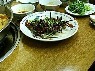華隆餐館の鴨舌