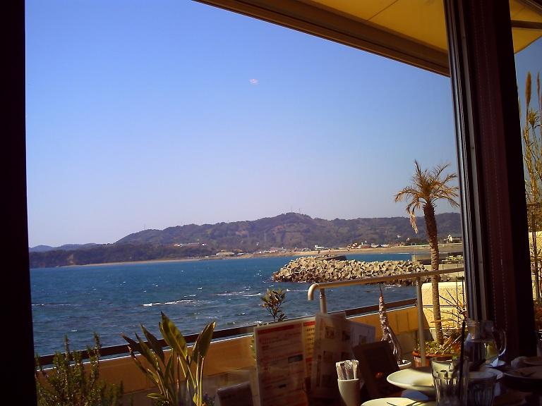 海を望むカフェ -Cafe de Manma-