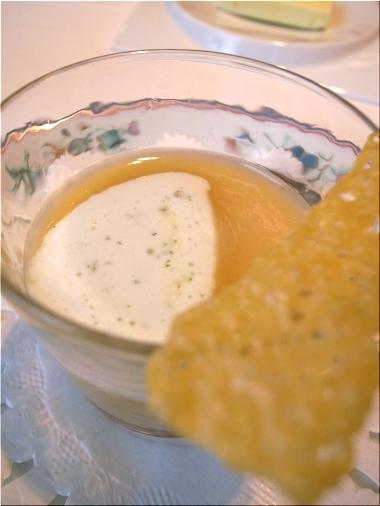 ルポンドシエル スープ