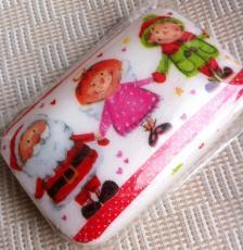 クリスマスプレゼント石鹸