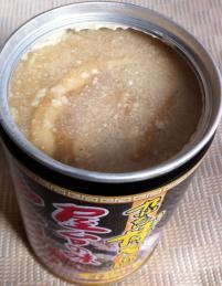 缶ラーメン中