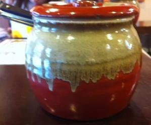 純豆腐ナムル壺