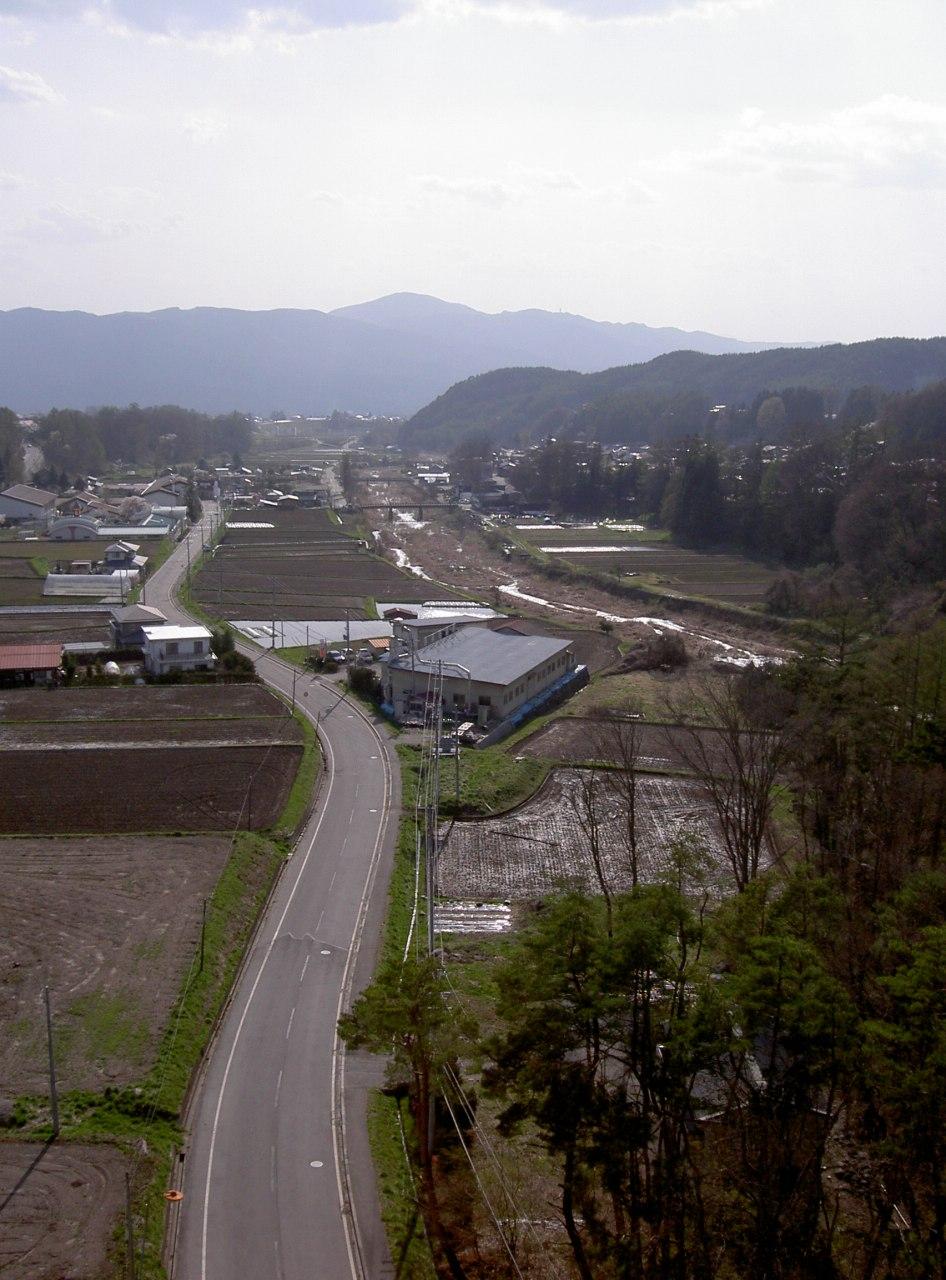 2003年の道路