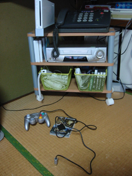 WiiでGC